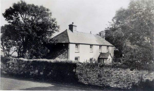 Webbs Down Farm House, Bolventor