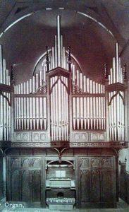 wesley-organ