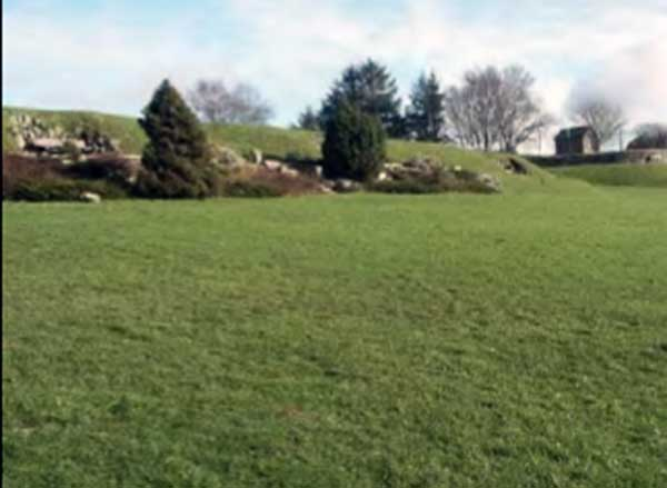 The site of the Civil War skirmish at Windmill