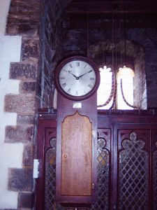 Egloskerry Church Clock