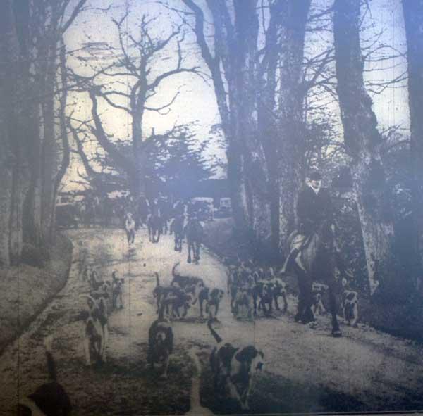 1937-new-year-lamerton-hunt-meet-at-werrington