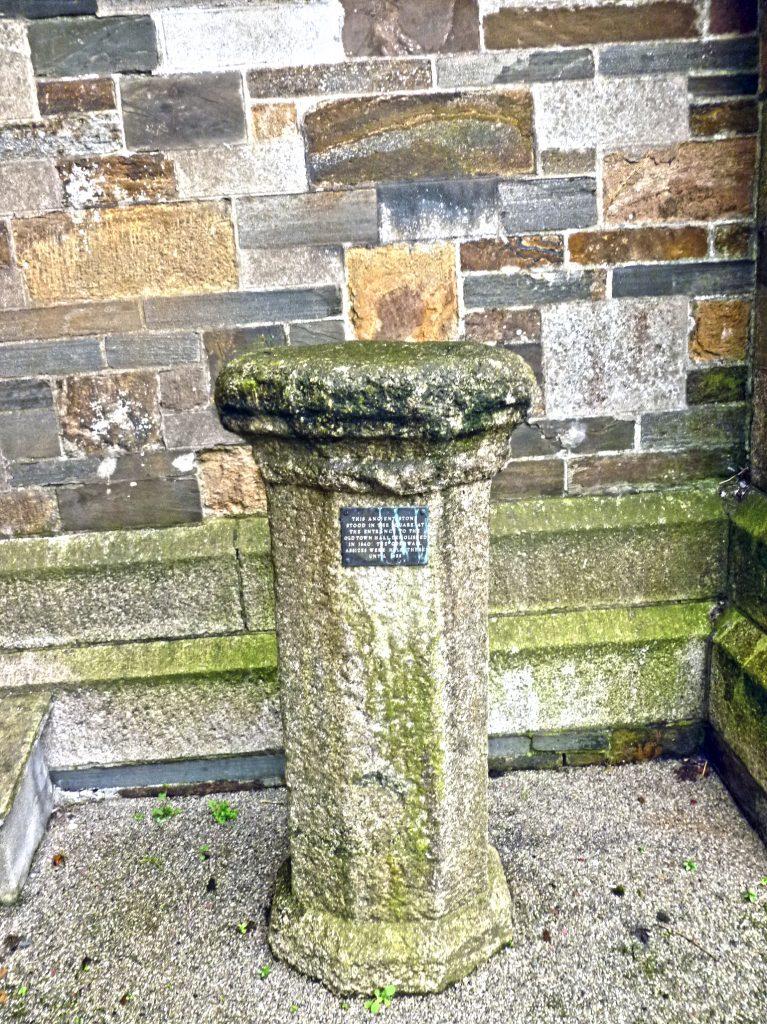 Launceston Assizes Stone