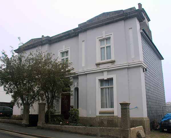 Bank House, Exeter Street.