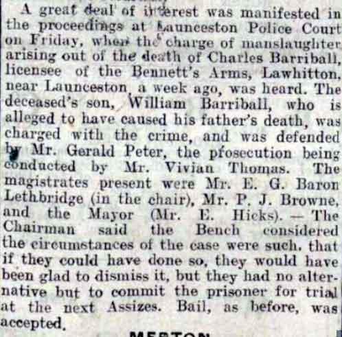bennett-arms-death-november-1913