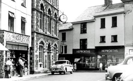 broad-street-launceston-in-the-early-1960s