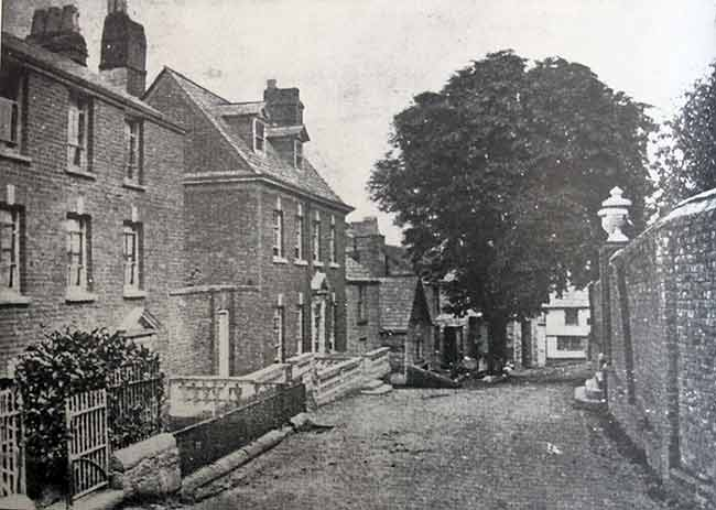 castle-street-launceston-1900s