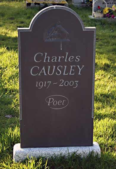 charles-causley-headstone