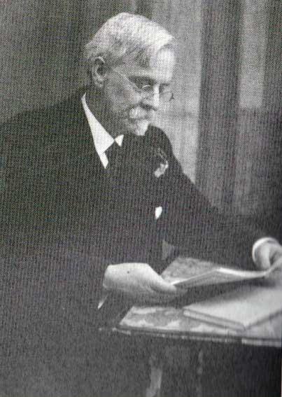 Charles Henry Gillbard.