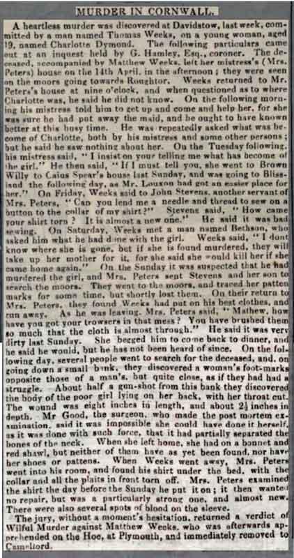 charlotte-dymond-murder-report