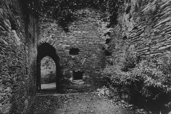 Doomsdale, Launceston Castle.