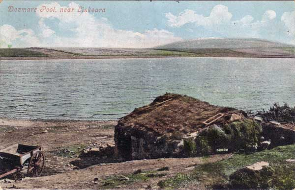 Dozmary Pool in 1908.