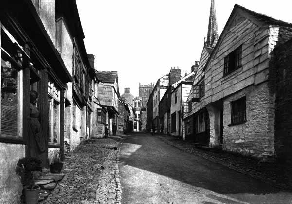 Northgate Street c.1900.