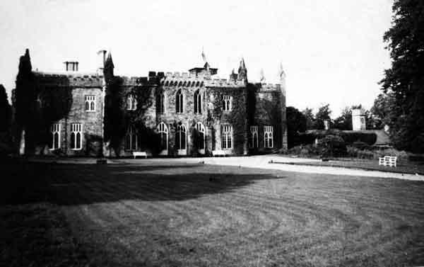 Haine Manor, Stowford c.1930's.