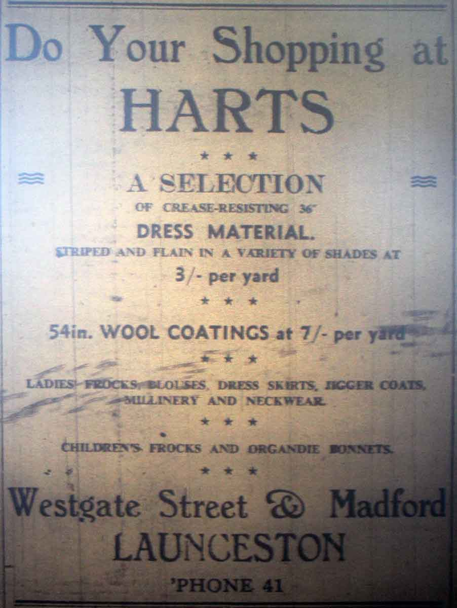 harts-advert-1945