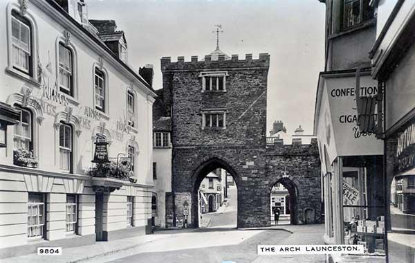 Kings Arms, Southgate Street, Launceston
