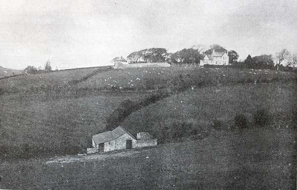Landrends Farm in 1929.