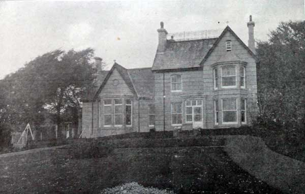 Landrends House in 1929.