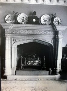 Landue Fireplace.