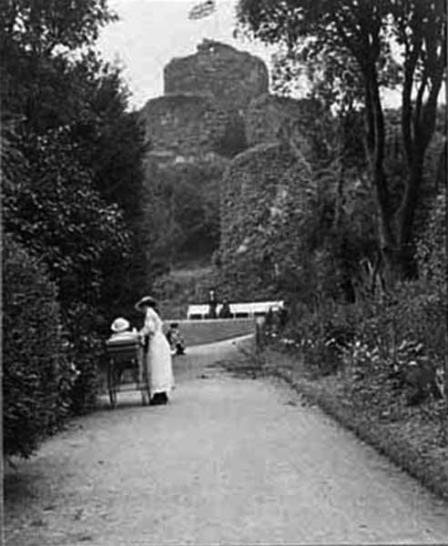 launceston-castle-1915