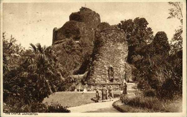 launceston-castle-1948