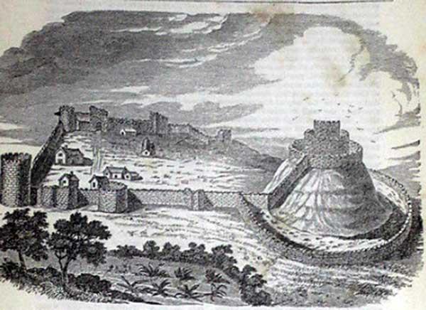 launceston-castle-drawing