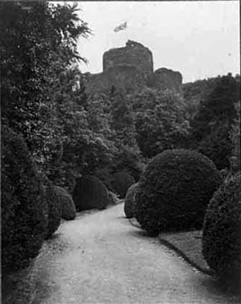 launceston-castle-in-1915