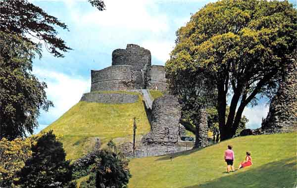 launceston-castle-in-1972