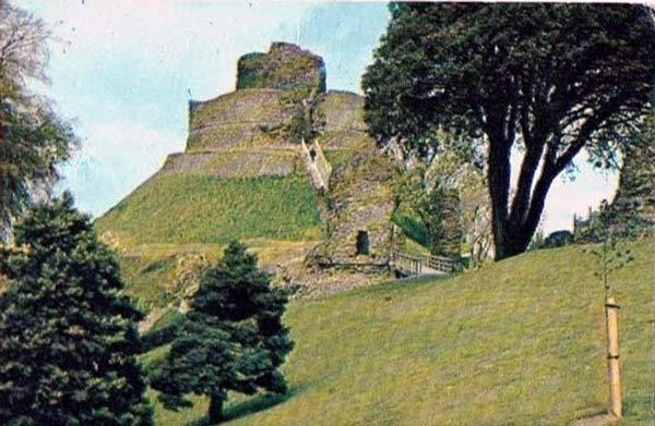 launceston-castle-in-the-mid-1970s