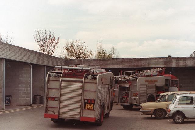 launceston-fire-brigade-at-launceston-police-station-in-1985-photo-by-gary-chapman