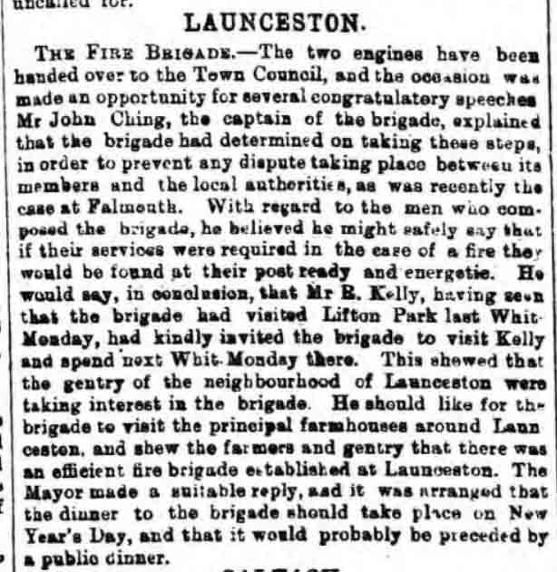 launceston-fire-brigade-article-from-the-royal-cornwall-gazette-27-december-1873