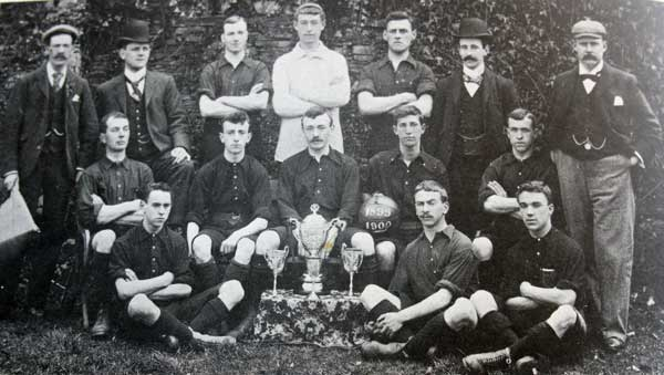 Launceston Football Club 1899-1900