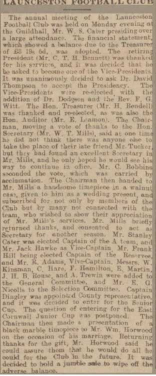 launceston-football-club-1904-agm