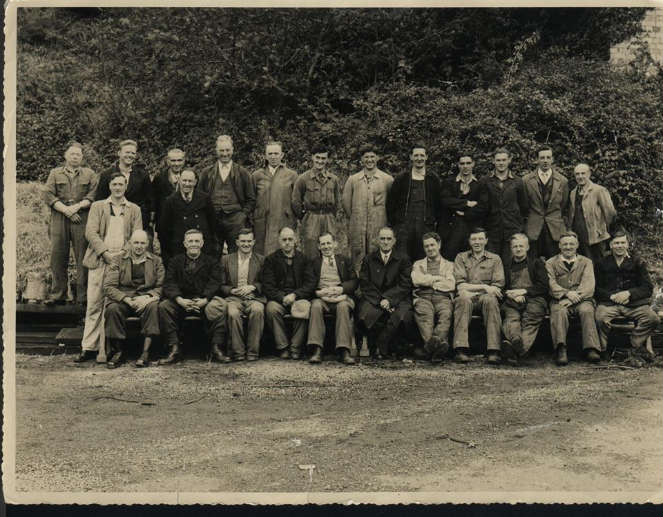 launceston-railway-workers-from-the-1960s-photo-alan-keighley
