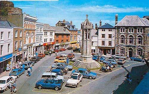 launceston-square-1980
