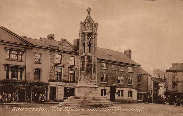launceston-town-centre-in-1929
