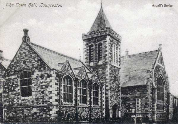 launceston-town-hall-c1910