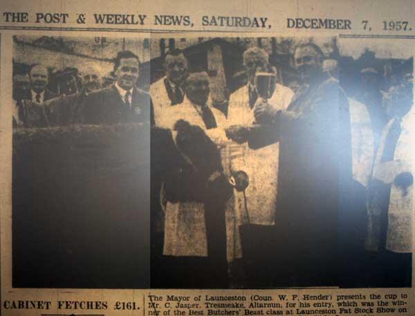 launceston-fatstock-show-in-1957