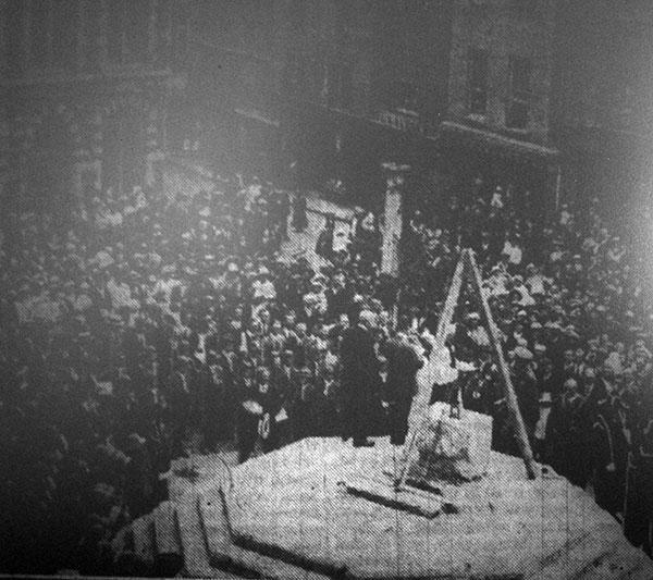 launceston-war-memorial-foundation-stone-laying-1921