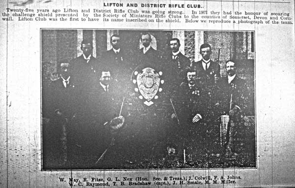 lifton-and-district-rifle-club-in-1907