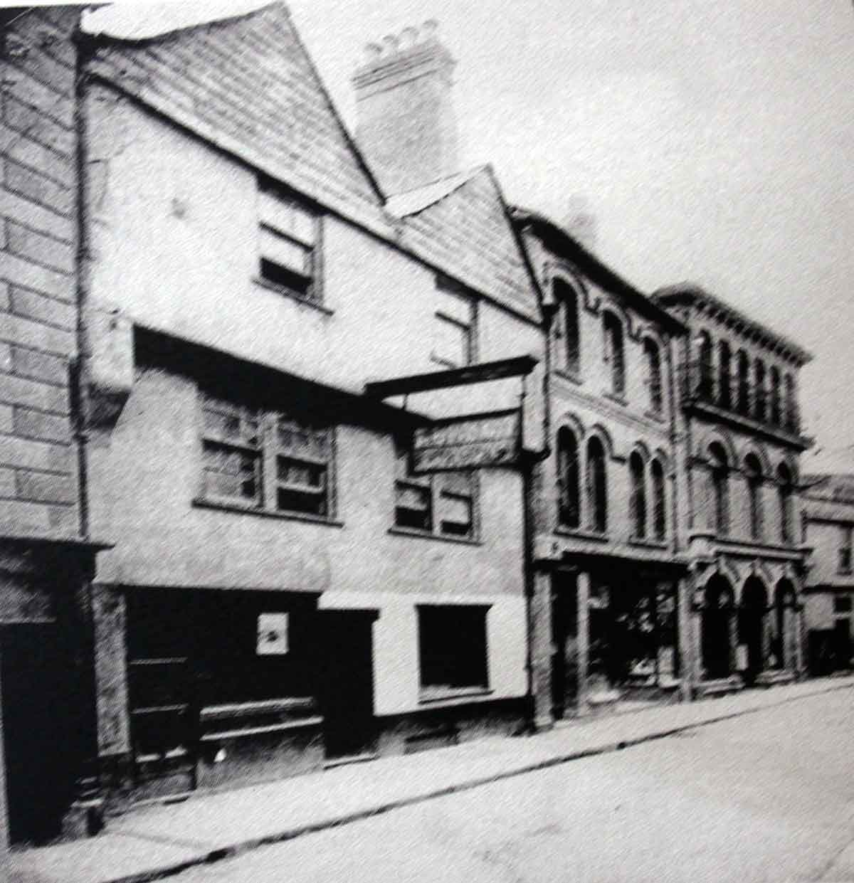 The London Inn 26/28 Church Street c.1900.
