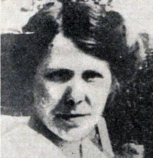 Annie Hearn.