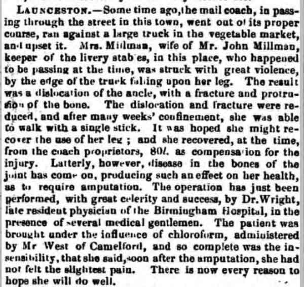 mrs-millman-1853-accident