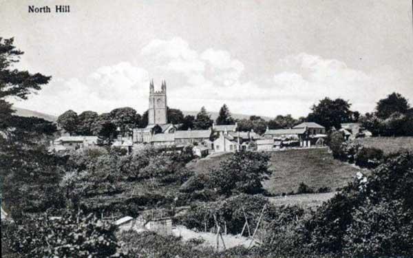 North Hill, near Launceston