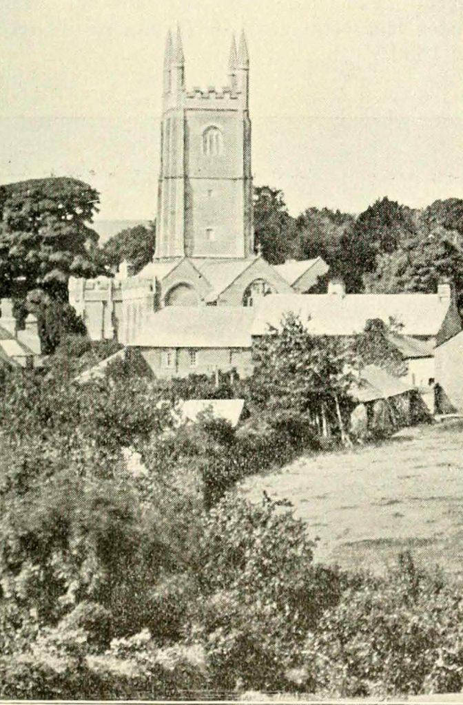 North Hill Church in 1900