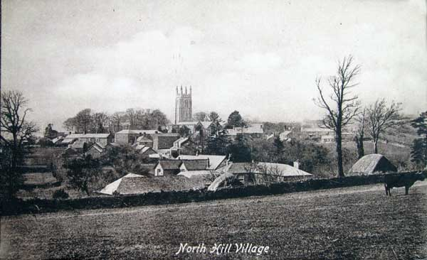North Hill in the1920's.