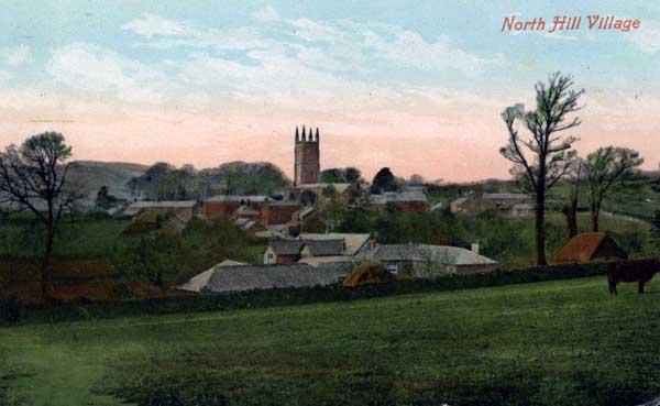 North Hill c.1910.