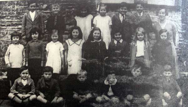 north-petherwin-school-in-1935