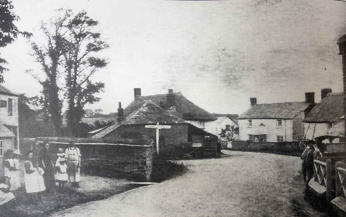 north-petherwin-early-1900s