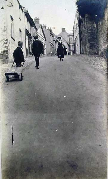 northgate-street-launceston-c-1900