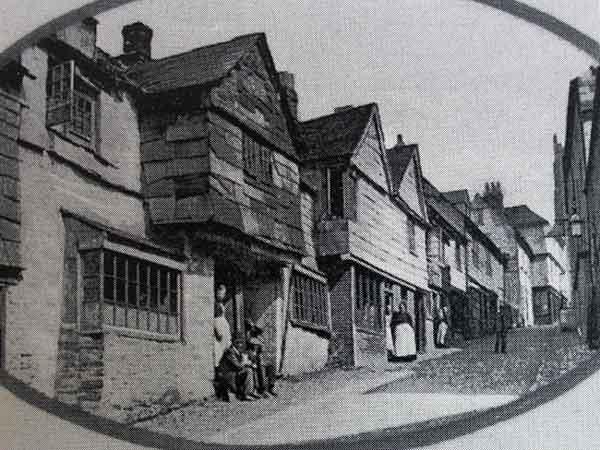 northgate-street-launceston1890